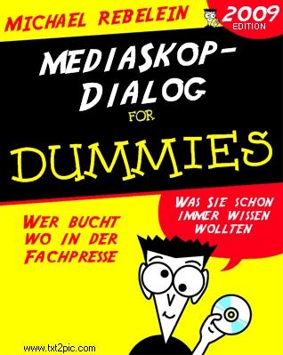 Dummiez Book Cover Maker 2009