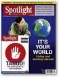 Spotlight 04/09 mit Taboo!-Booklet