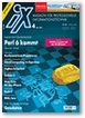 Titelbild der iX-Ausgabe 04/2009