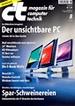 Titelbild der c't-Ausgabe 08/2009