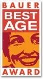 BAUER BEST AGE Award