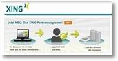 XING Partnerprogramms