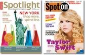 Vorhang auf: Neues Gewand für Spotlight und Spot on