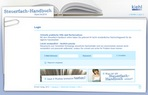 Steuerfach-Handbuch