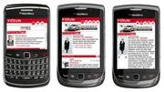 InStyle.de ab sofort als BlackBerry-App