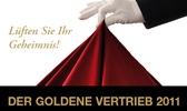 DER GOLDENE VERTRIEB vergoldet innovative Vertriebsideen